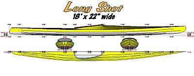 long shot kayak